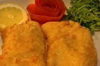 <ul> <li>Couvert w/bread butter, olives</li> <li>Octopus salad, Portuguese codfish cake, Shrimp patties</li> <li>Hake fillet w/ Shelfish Rice</li> <li>Veal scallops w/ mushrooms</li> <li>Special Fruit Salad</li> <li>Red or White wine, Water</li> <li>Coffe</li> </ul>